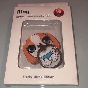 💐Puppy dog kickstand for cellphones